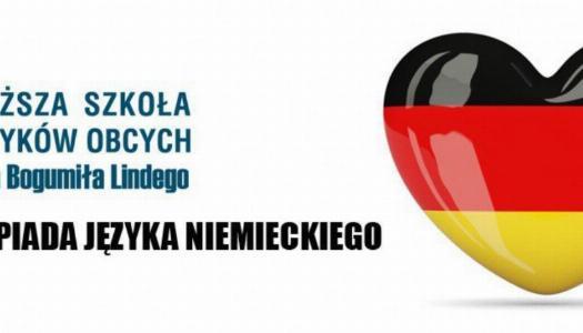 Obrazek newsa 43. Olimpiada Języka Niemieckiego