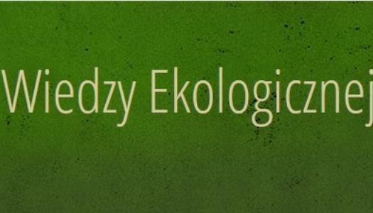 Obrazek newsa XXXIV Olimpiada Wiedzy Ekologicznej