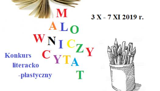 Obrazek newsa Konkurs literacko-plastyczny