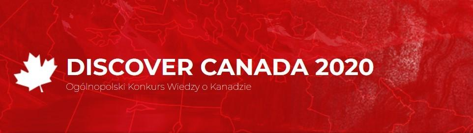 Obrazek newsa Discover Canada 2020