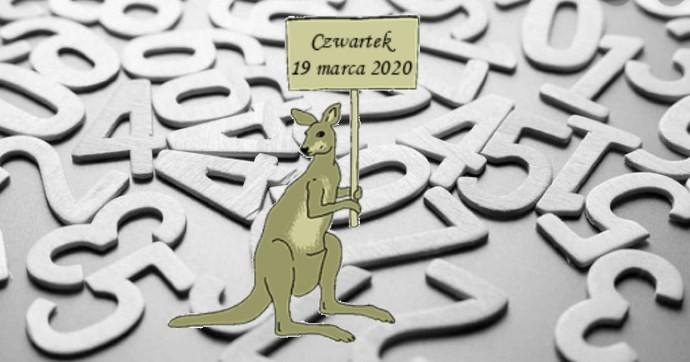 Obrazek newsa Kangur Matematyczny